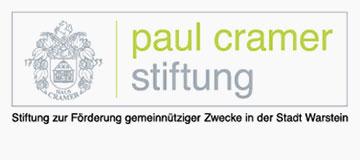 Logo Paul-Cramer-Stiftung